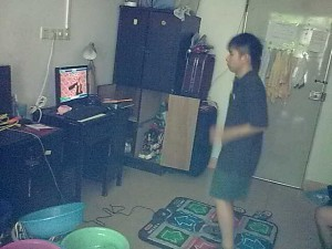 Jerome跳舞毯